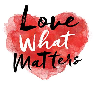 """Love What Matters"" features my story"